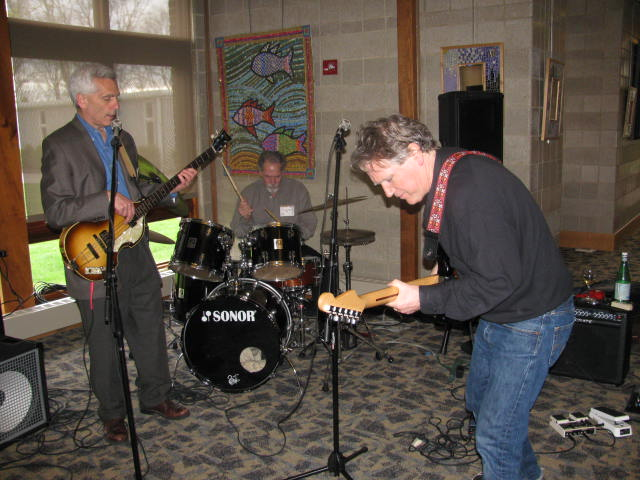 Still Meadow Band reunion 2010 (40 yrs later)