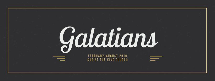 GALATIANS - The Epistle of Paul
