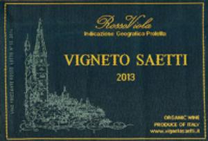 Vigneto Saetti - Emilia Romagna