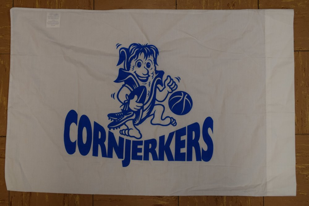 Cornjerker Pillow Case- $12.00 in Home & Office
