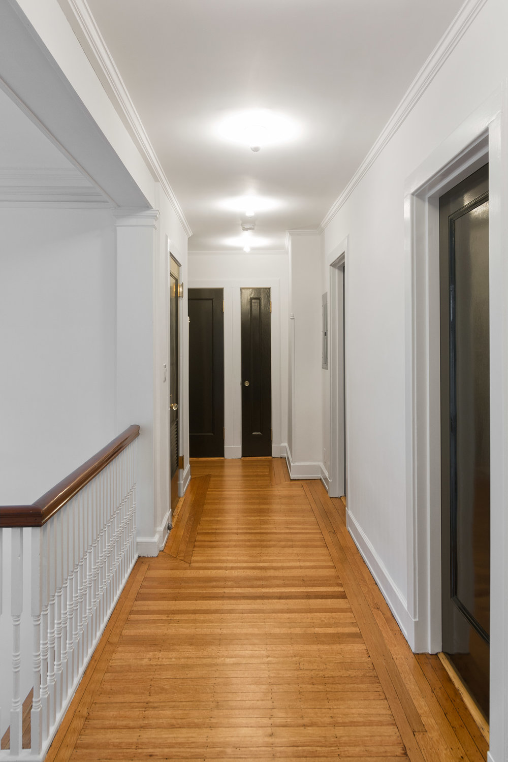 Custom made kitchen cabinets brooklyn - Entirely Renovated Multi Level Home Custom Made Kitchen Cabinets Stone Work Restoration Of Windows Floors Painted Walls