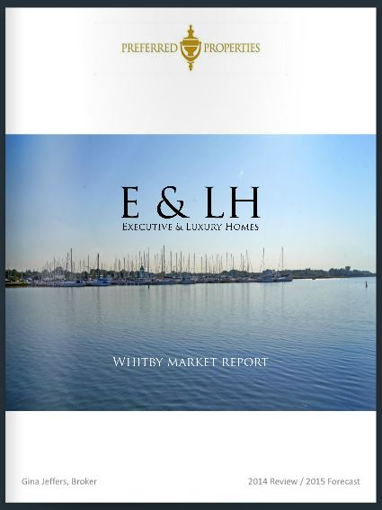 Click to read our Executive and luxury home market report