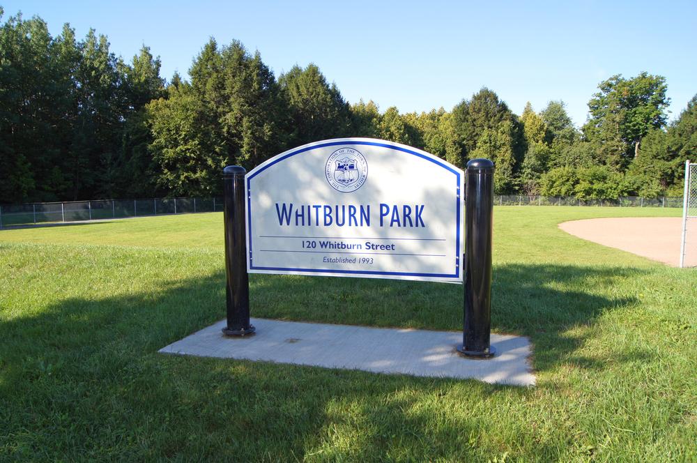 Whitburn Park Sign.JPG