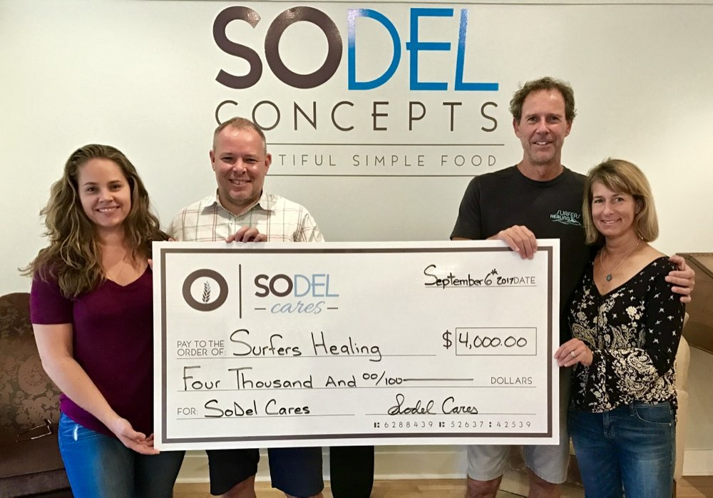 SoDel Cares Gives $4,000 to Surfers Healing.jpg