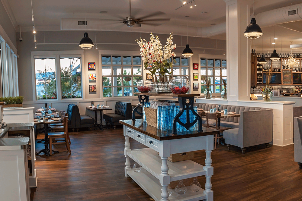 BLUECOAST SEAFOOD KITCHEN | REHOBOTH BEACH