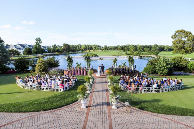 The Clubhouse at Baywood, located on Baywood Greens Golf Course near Millsboro, was selected as Best Wedding Reception Venue in Sussex County by the readers of Coastal Style magazine. SUBMITTED PHOTO