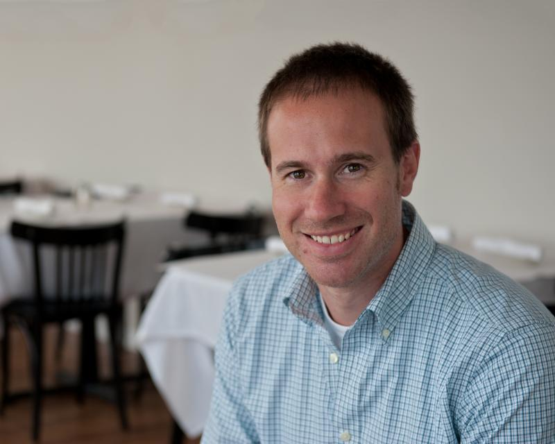 Delaware Business Times recently named Matt Patton, a director of operations for SoDel Concepts, to its list of 40 professionals under 40 years old who are making a name for themselves through professional excellence and community involvement. PHOTO CREDIT: Pamela Aquilani
