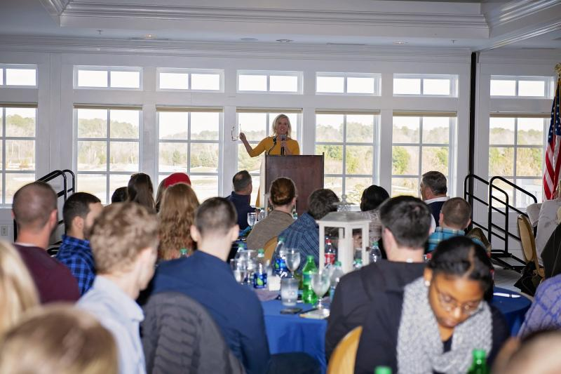 Carrie Leishman speaks at second SoDel Concepts professional retreat.jpg
