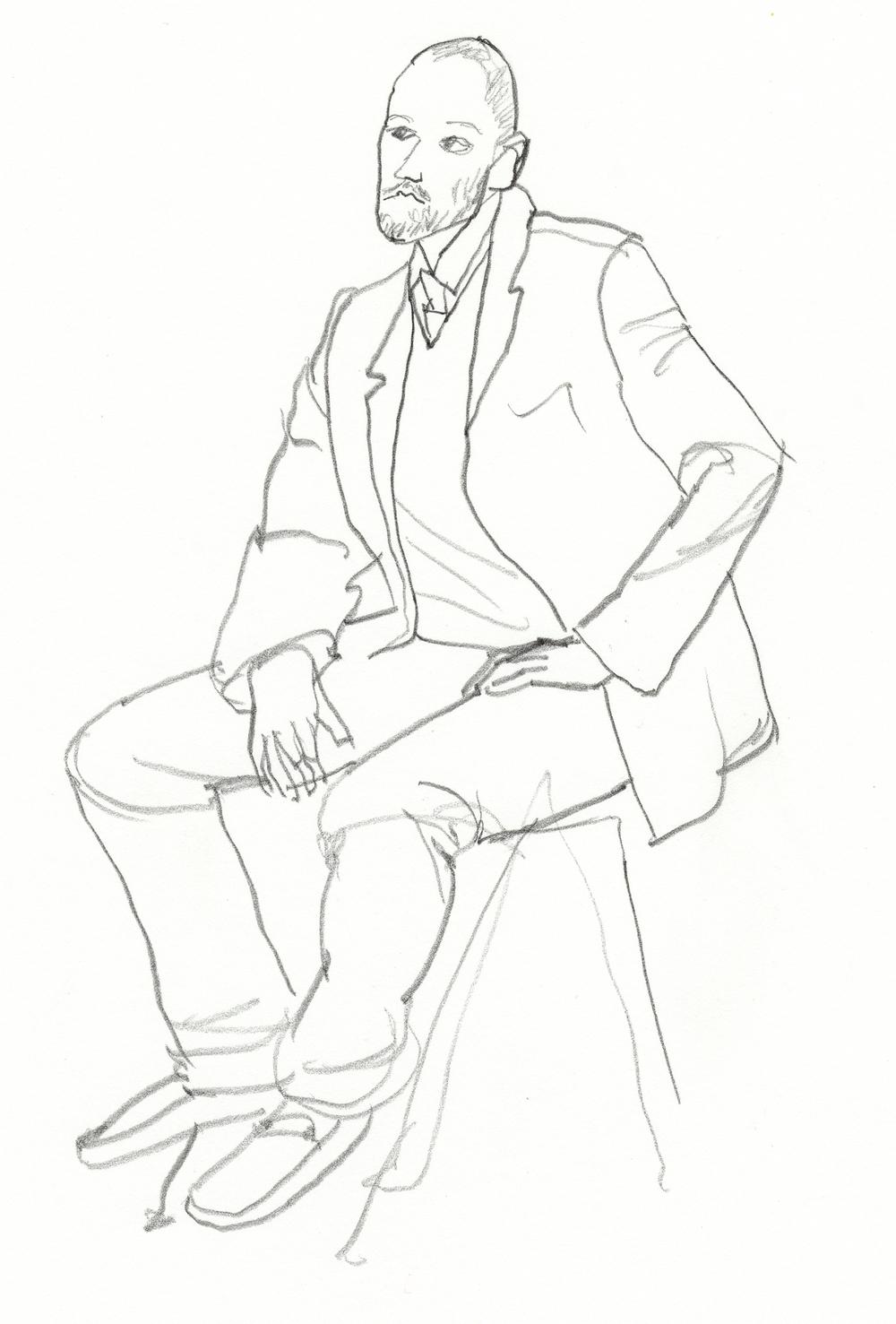 ryan sitting