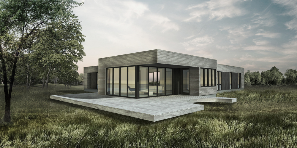 VISTA HOUSE / Jeddore, NS