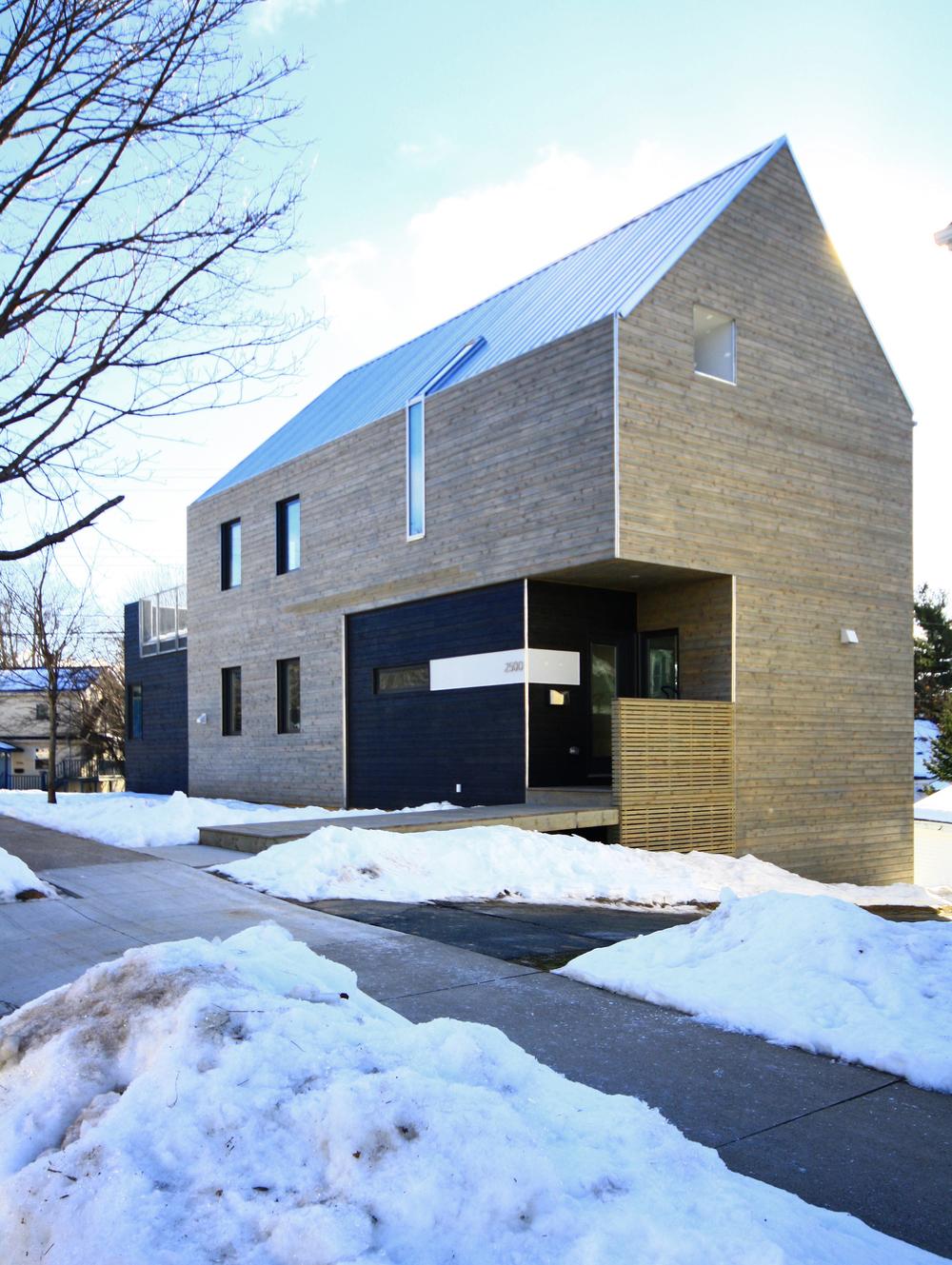 SLICE HOUSE / Halifax, NS