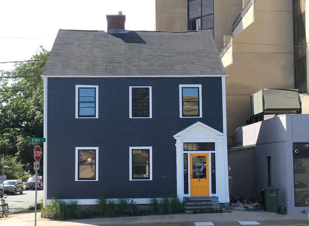 Samuel Greenwood House / Dartmouth, NS