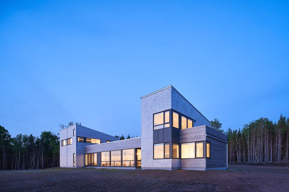 ABACUS HOUSE / Cape Breton, NS