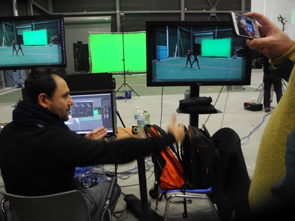 Toronto Pre-Visualization Symposium: Screen Industries Research & Training Center (SIRT), Pinewood Studios.