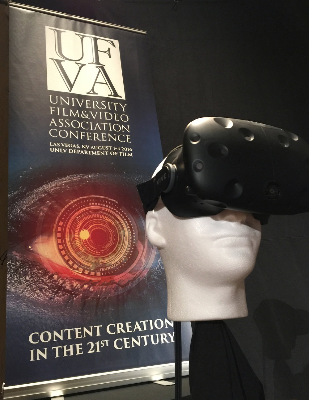 CNA Digital Innovation Day opened the 2016 UFVA Conference