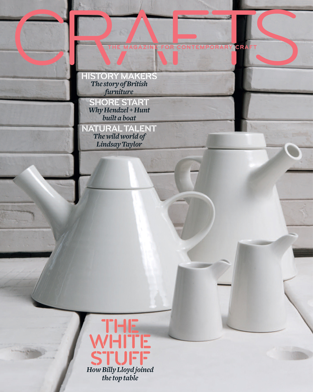 Crafts Magazine September 2014.