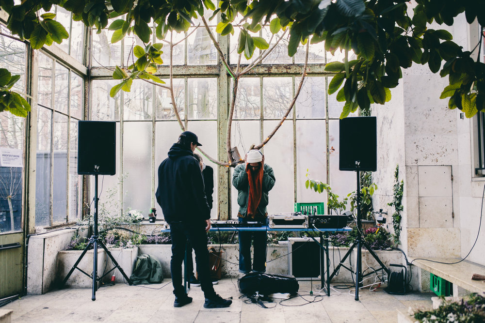Greenhouse Session