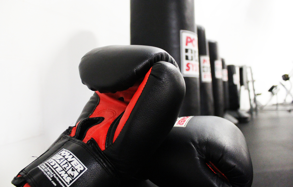 Boxing Equipment  - bags and gloves