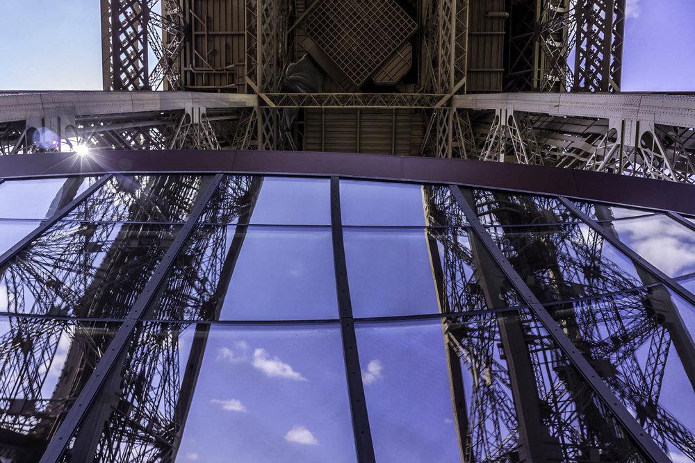 Eiffel Tower, Paris,France.