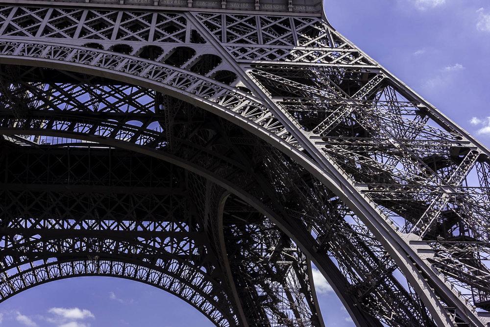 Eiffel Tower. Paris,France.