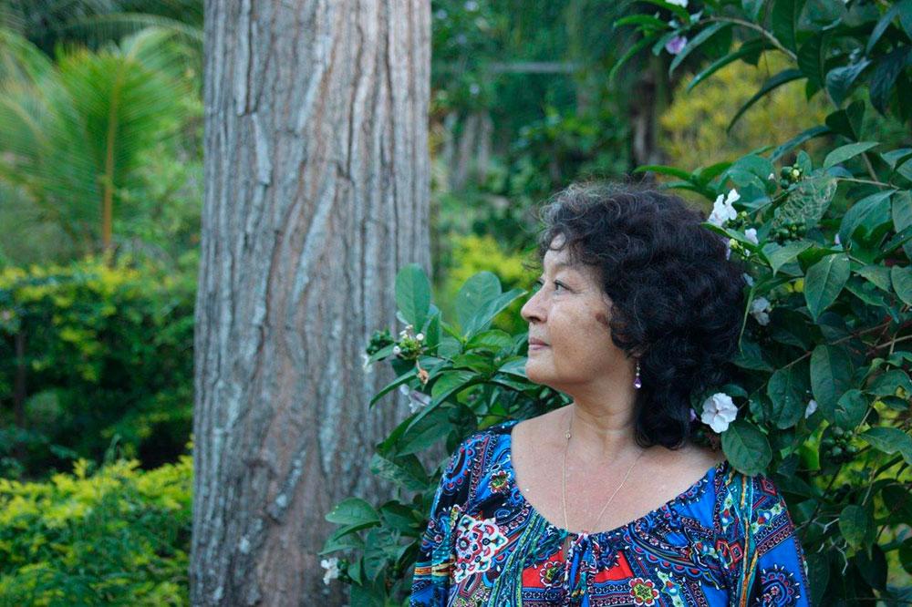 Dra. Rosa Giove,  Co-fundadora del Centro Takiwasi y responsable del seguimiento biomédico de los pacientes. Foto: Takiwasi