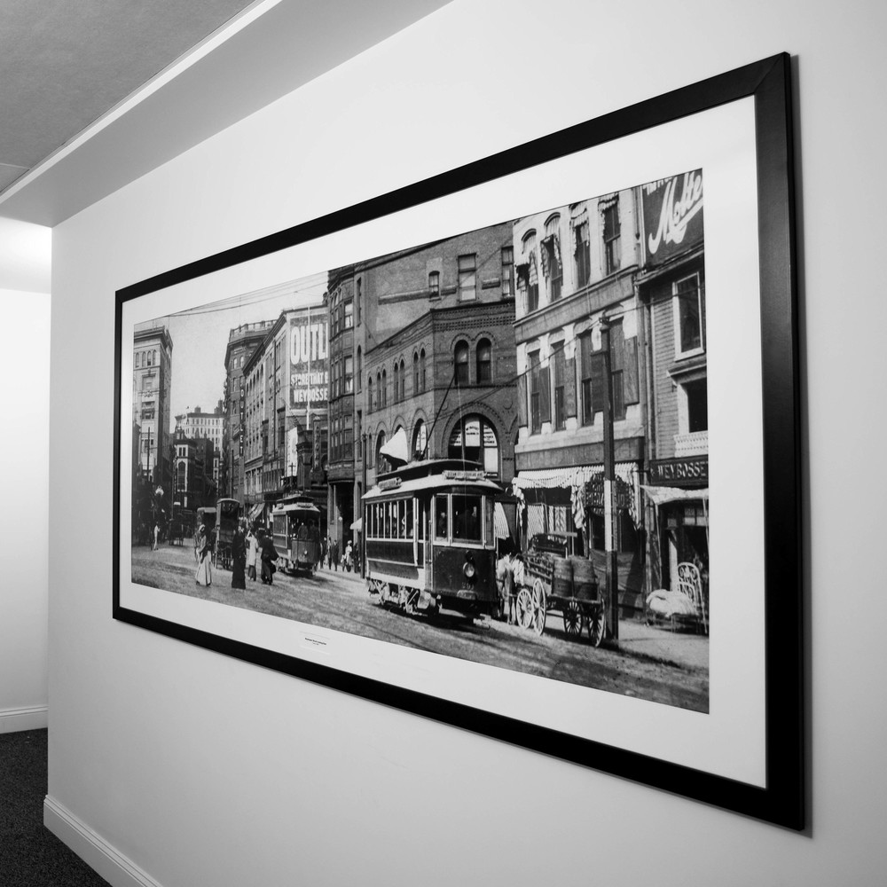 Custom Framing Services for Business | Corporate Art Group | Art ...