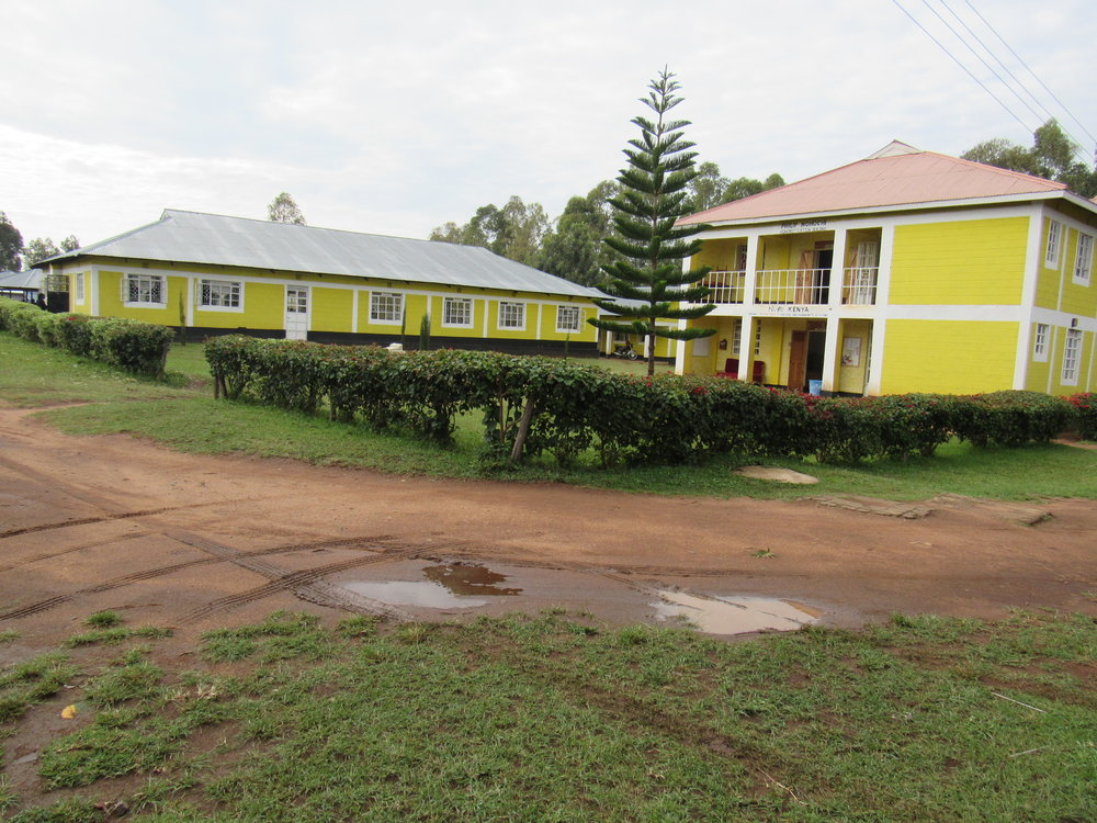 NURU Headquarters Isibania, Kenya