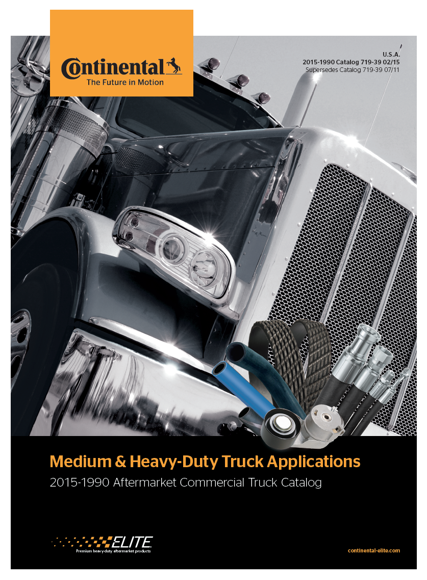 2015 - 1990 Medium & Heavy-Duty Truck Applications