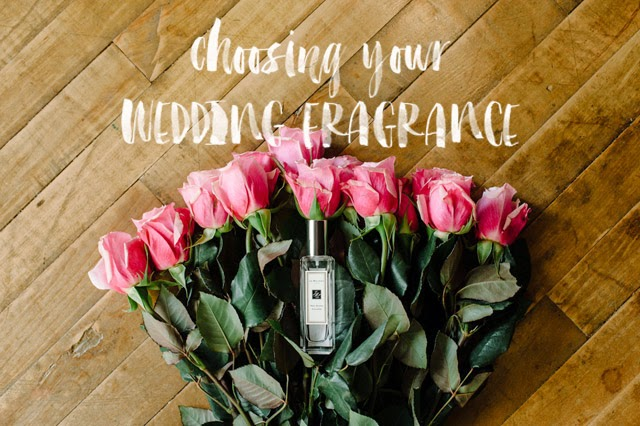 buying a new perfume for your wedding and special events