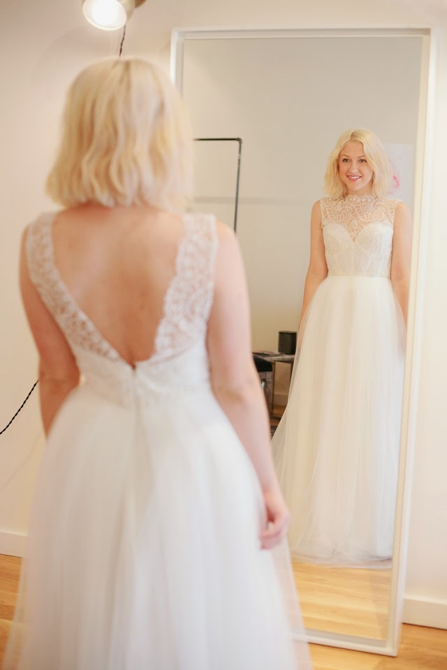 A Visit To Sarah Seven\'s New NYC Flagship — The Dress Theory