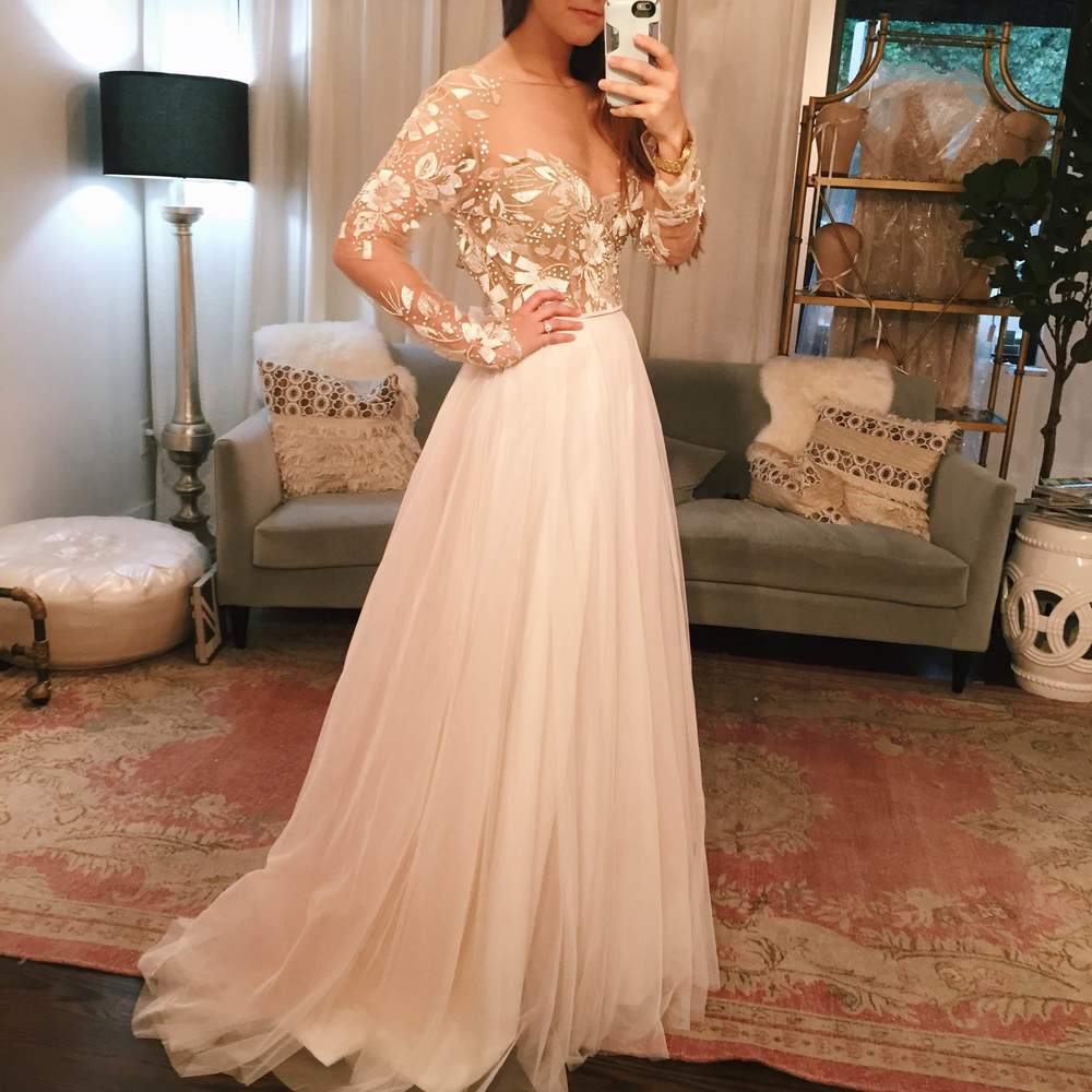 New Arrivals Hayley Paige Nashville Trunk Show The Dress Theory