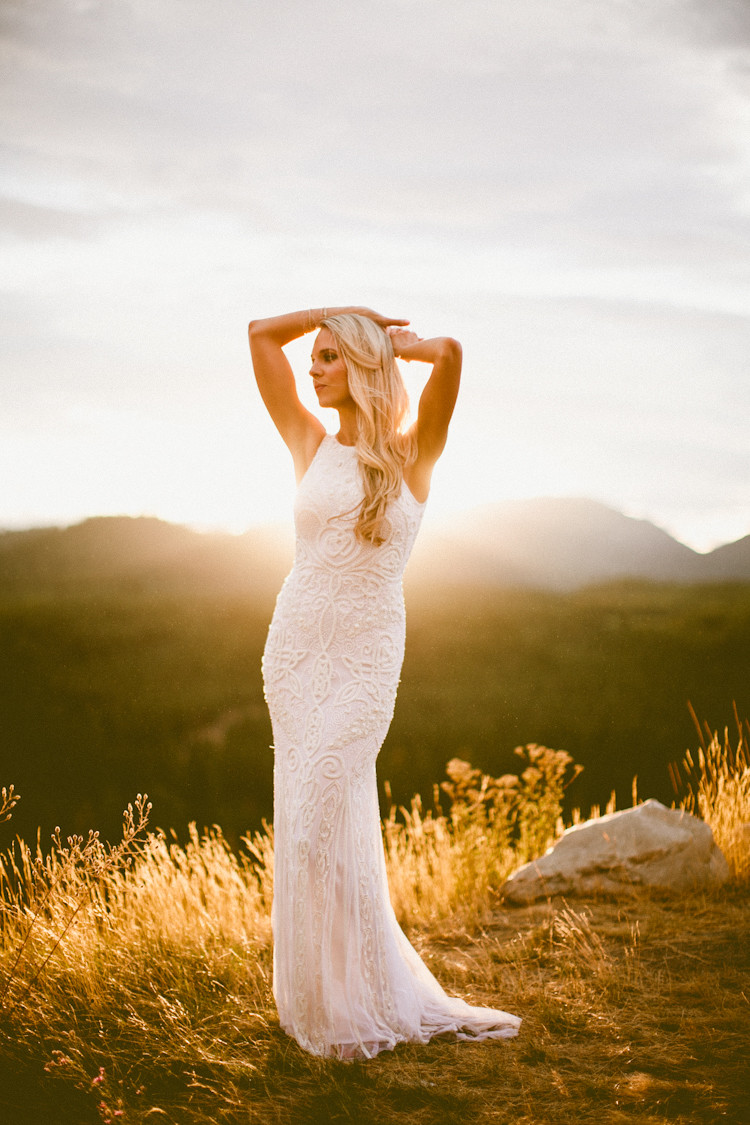 beaded wedding dress seattle