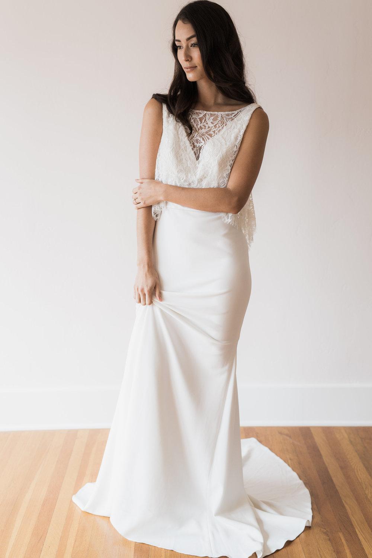San Diego Under Wedding Dresses