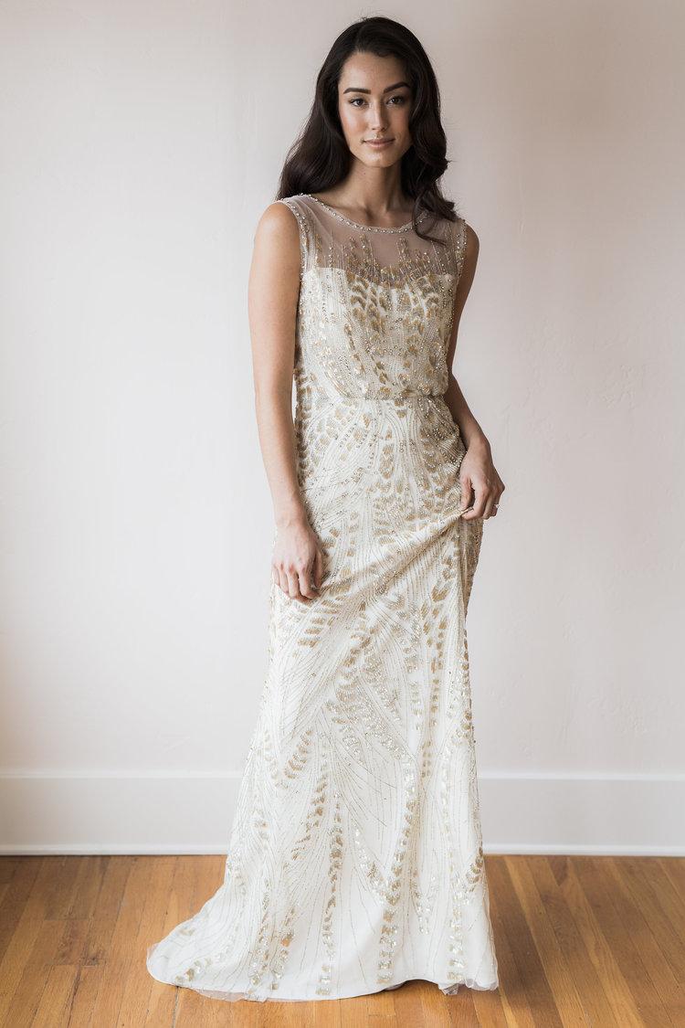 Jenny Packham — The Dress Theory