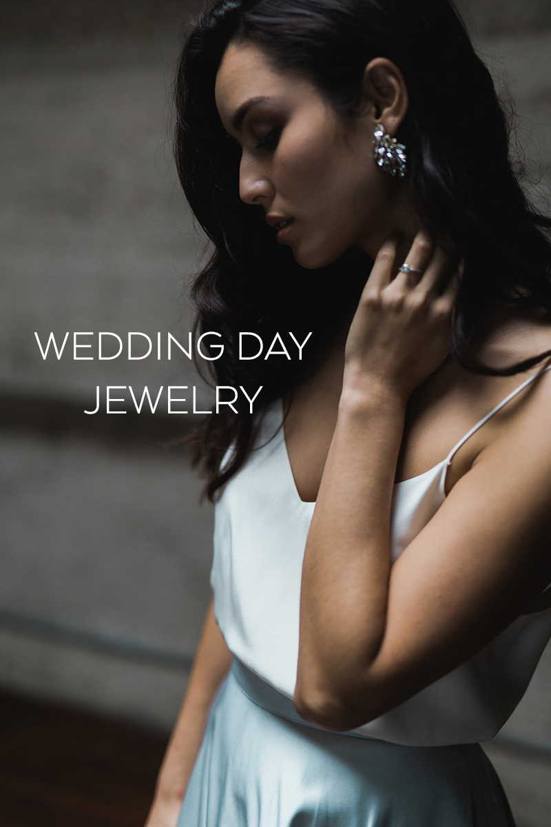 wedding jewelry bride