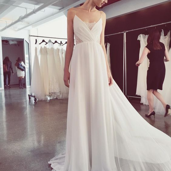christos nashville wedding dress