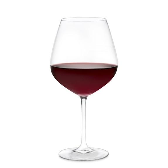 wine glasses wedding registry