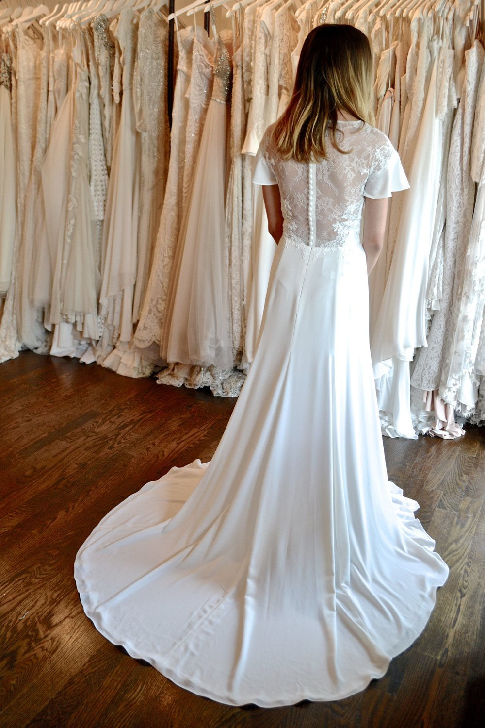 Nashville Trunk Shows — The Dress Theory