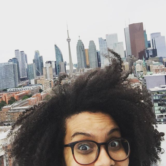 Have I mentioned, I'm in Toronto!? So inspired by my colleagues! #LMDA2018 #Canada #dramaturgy