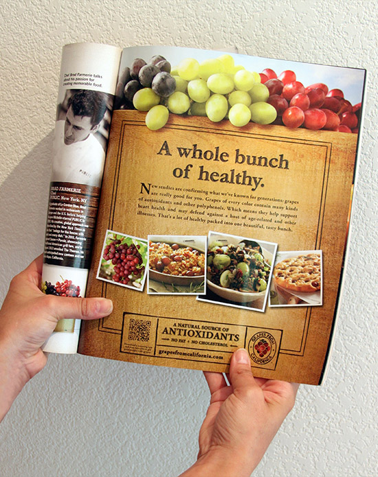 Magazine Ads: