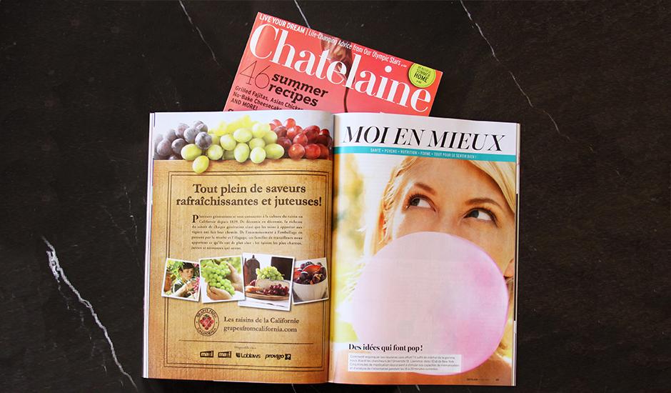 Magazine Ad: