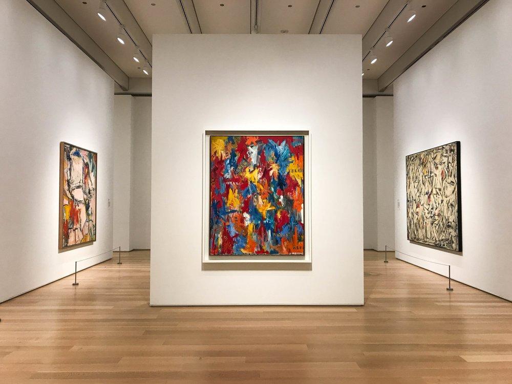 The Art Institute of Chicago - Interior