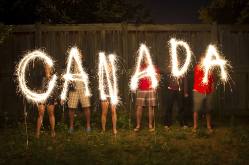 Zoey's Guide to Canada Day 2016