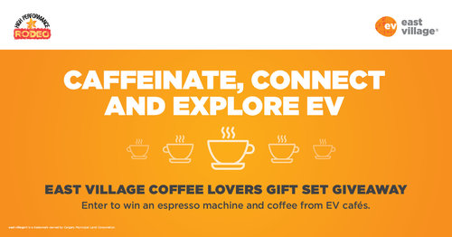 Caffeinate, Connect, and Explore EV!