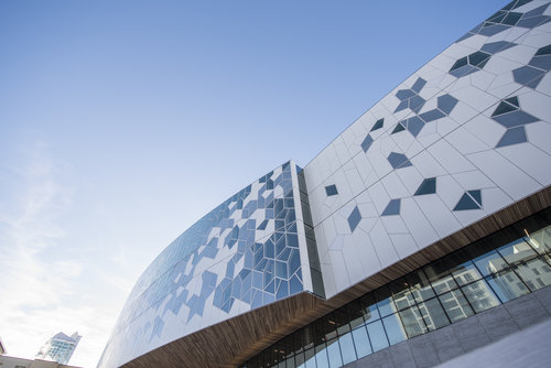 New Central Library Opens in One Week!