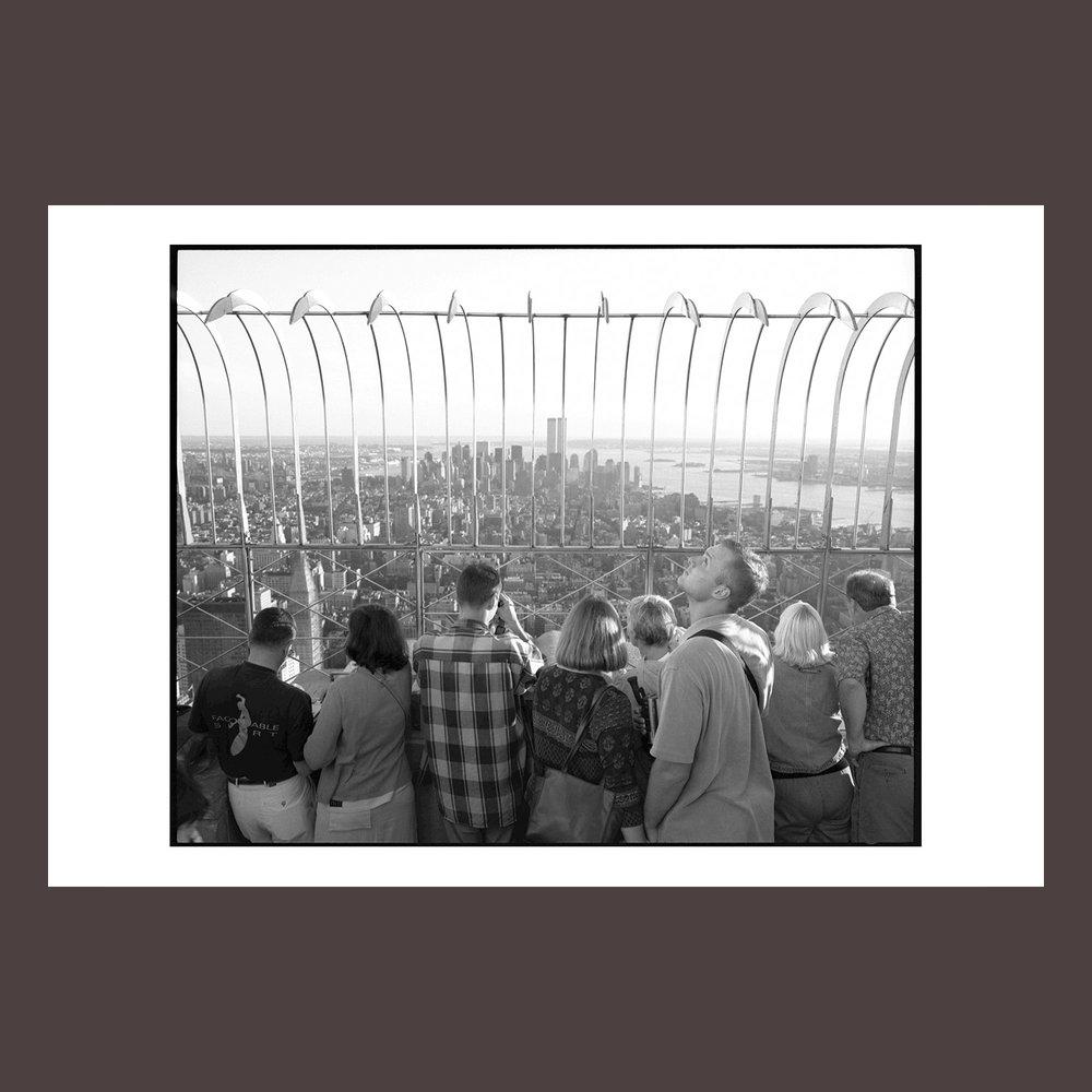 """NY-061 #07  9-05-00 """"Untitled"""" New York"""