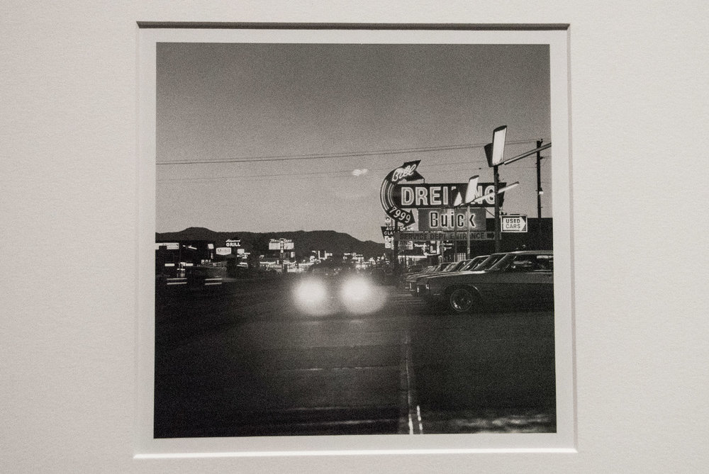 Robert Adams - Colfax Ave, Lakewood, CO 1970-72
