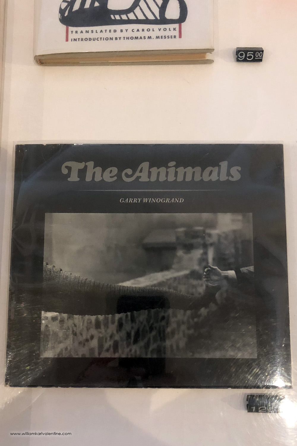 First Edition of The Animals