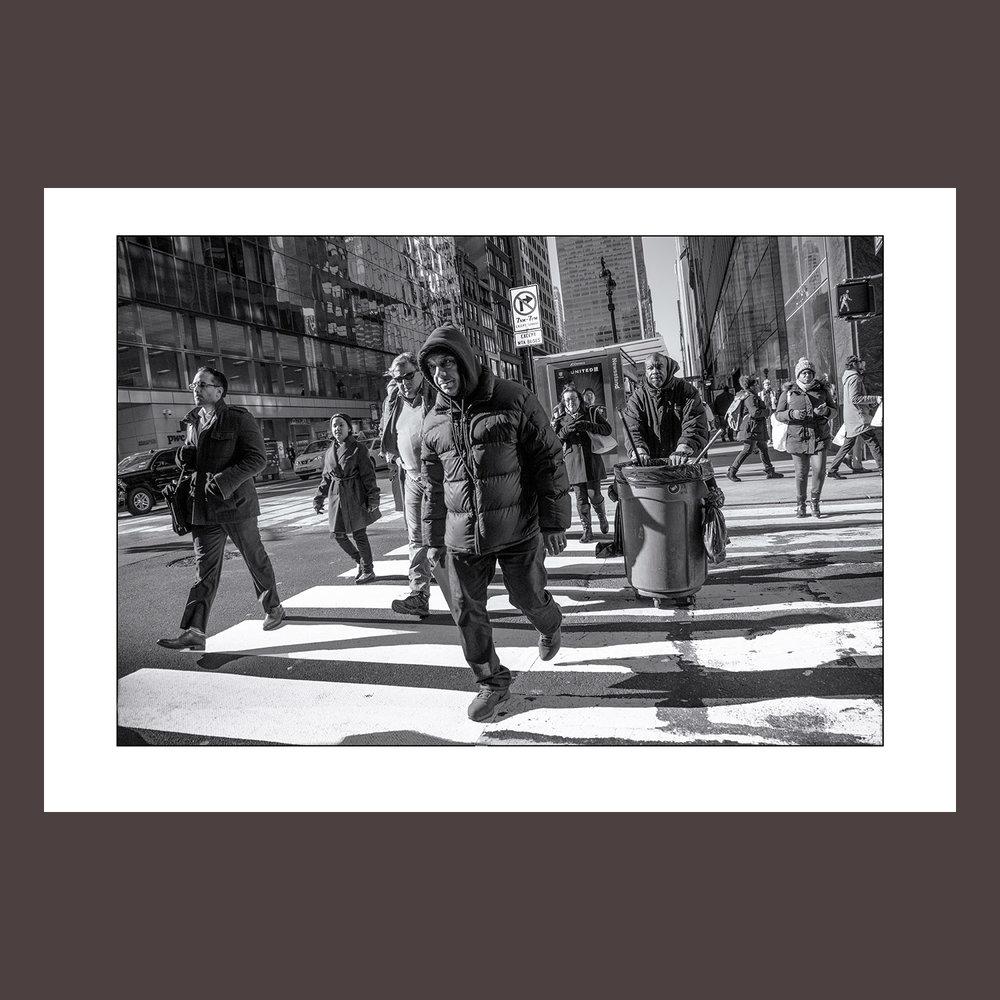 """NY DSC 3473  1-25-18 """"Untitled""""  New York"""