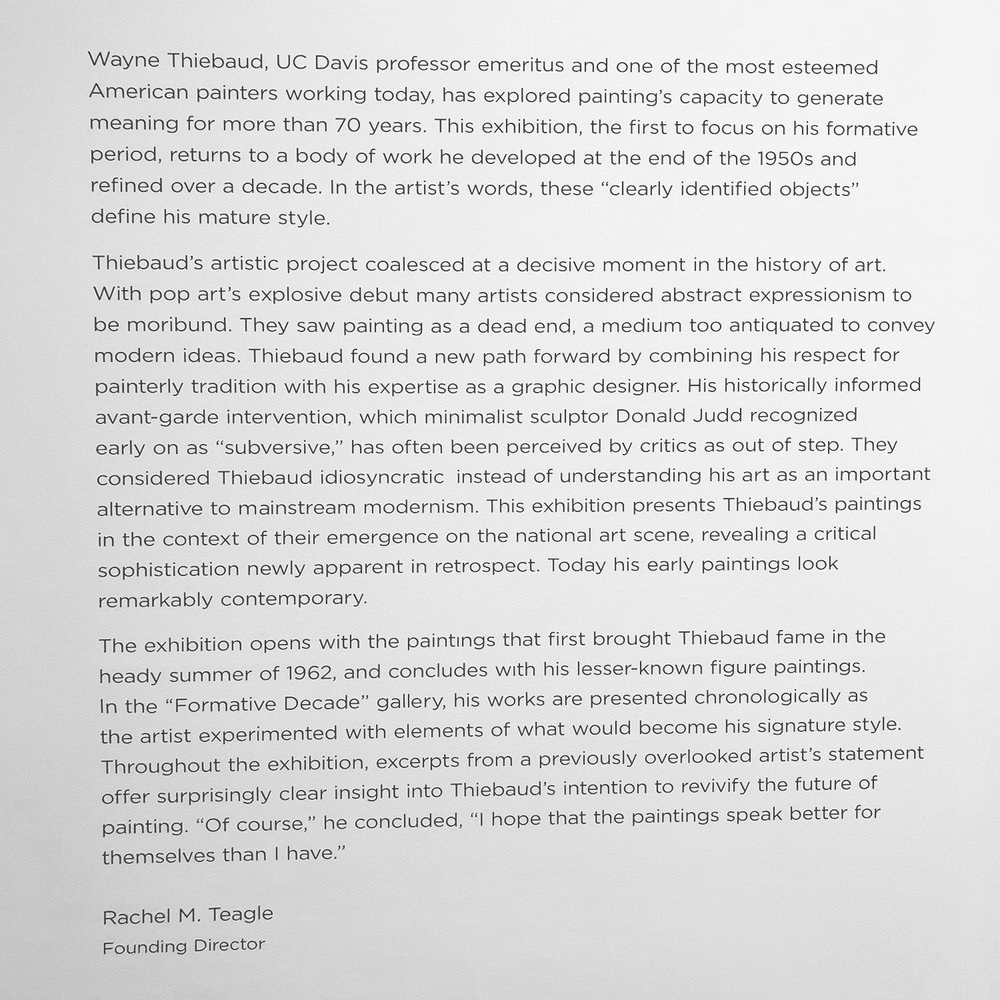 Exhibition Text